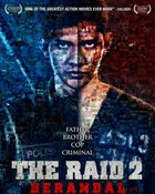 The Raid 2 Berandal ฉะ! ระห้ำเมือง