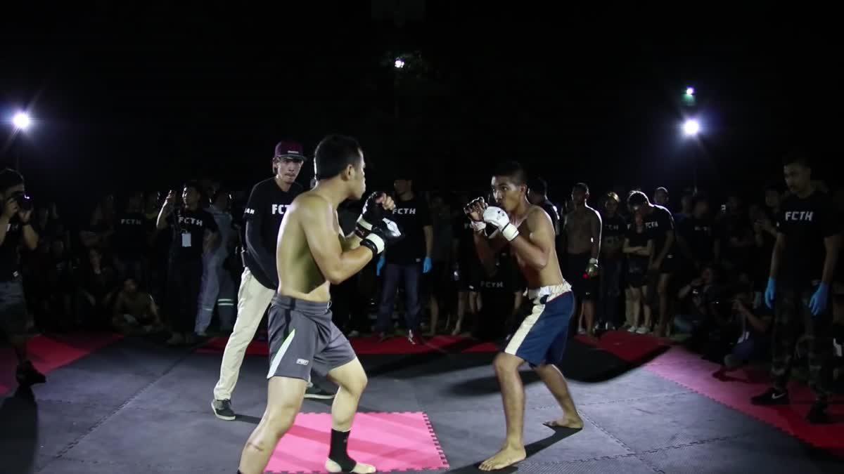 Fight Club Thailand รถซิ่งกรุงเทพ ยีน x สำราญ คู่ที่ 245