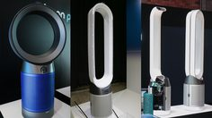 เปิดตัว Dyson Pure Cool พัดลมกรองอากาศ ตรวจจับแก๊สและอนุภาคเล็กขนาด 0.1 ไมครอนได้ 99.95%