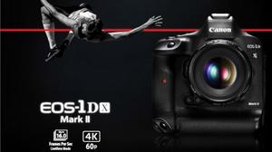แคนนอนเปิดตัวกล้อง DSLR เรือธงรุ่นใหม่ Canon EOS-1DX Mark II