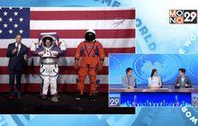 NASA เผยชุดอวกาศโฉมใหม่