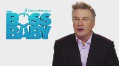 """ชมบทสัมภาษณ์พิเศษ (ซับไทย) กับ 5 ผู้ให้เสียงพากย์ตัวละครใน """"The Boss Baby"""""""