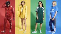 adidas Originals ปล่อย adicolor เติมสีสันสดใสรับต้นปี เป็นเจ้าของพร้อมกัน 18 มกราคมนี้!!