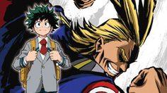 My Hero Academia ปล่อยพรีวิวตัวแรกของเวอร์ชั่นอนิเมะแล้ว