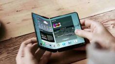 ลือแรง Samsung อาจปล่อย มือถือพับได้ ต้นปี 2017!!!