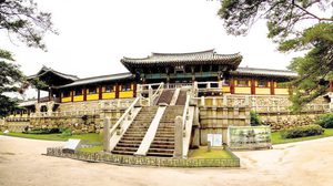 เที่ยวเกาหลี ที่ วัดพุลกุกซา (Bulguksa Temple)