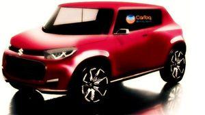 เผยภาพ render Suzuki Maruti Future S ว่าที่คู่แข่ง Renault Kwid ที่แท้ทรู