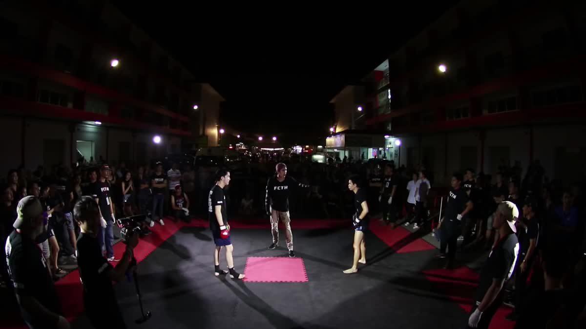 Fight Club Thailand วันสำคัญ ดร วรโชติ x Big คู่ที่ 145