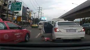 ประตูรถ, คาร์ซีท, ข่าวอุบัติเหตุ, ข่าวสดวันนี้