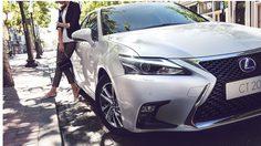 Lexus CT200h รุ่นปรับโฉมใหม่ สุดยอดยนตกรรมไฮบริดแฮทช์แบค เคาะเริ่มต้นที่ 1.9 ล้านบาท