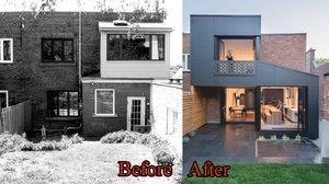 รีโนเวททาวน์เฮ้าส์ สองชั้น เติมเสน่ห์ ใช้ดีไซน์เพิ่มพื้นที่ใช้สอย เปลี่ยนบ้านเก่าให้ปิ๊งเหมือนใหม่