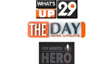 What's Up? 29   The Day News Update  Five Minutes Big Hero
