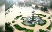 ฝนตกหนักในจีนเดือดร้อนกว่า 70,000 คน