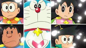อนิเมะจอเงิน โดราเอมอนตอนฮีโร่อวกาศ ปล่อยชิมลางก่อนฉายจริงใน Coro Coro Comic