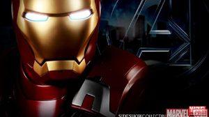 Side show จัด Iron man mark 7 The Avengers ขนาดเท่าจริง