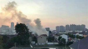 เกิดเหตุเพลิงไหม้บ้านปชช.ในมณฑลเจียงซูของจีน ผู้เสียชีวิต 22 ศพ