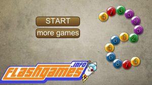 เกมส์ยิงลูกแก้ว Math Bubbles!!