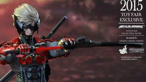 Metal Gear Rising: Revengeance 1/6th scale Raiden จาก Hottoy