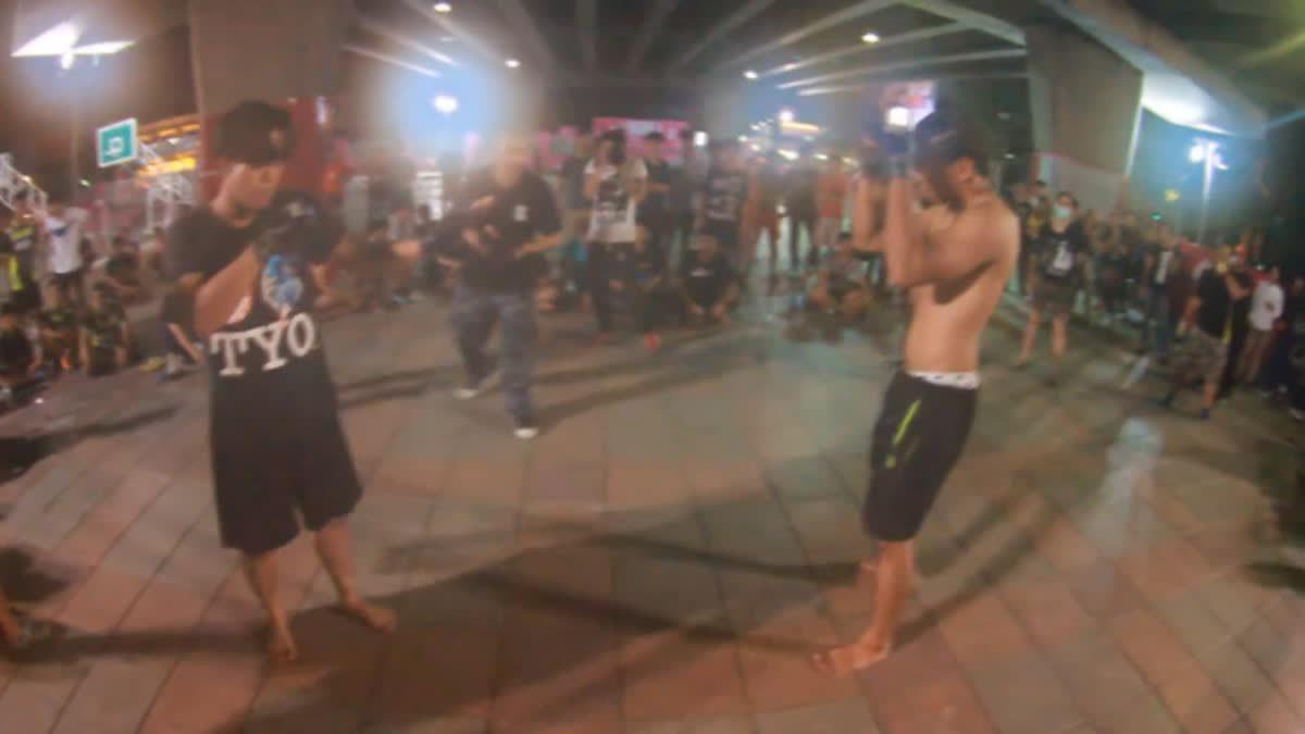 Fight Club Thailand ไฟท์ x นุ คู่ที่ 88