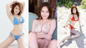 มันจะดูอวบๆ นิดนึง Miwako Kakei สาวญี่ปุ่นสุดแซ่บ!!