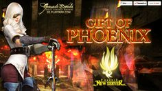 Granado Espada เปิดเซิร์ฟ Phoenixพร้อม Lada ตัวละครใหม่แถมแจกไอเทมฟรี