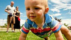 เด็กวัยเตาะแตะ กับกิจกรรมเสริมสมอง