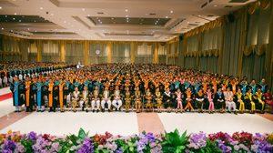 มหาวิทยาลัย เลื่อนกำหนดการ พระราชทานปริญญาบัตร 2559