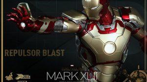 Hot toys Iron Man 3 Mark XLII (มาร์ค 42) สุดยอดโมเดลแห่งภาพยนต์ไอร่อนแมน 3
