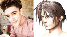 หนุ่มมาเลเซีย ศัลยกรรมหน้าตาให้เหมือนตัวละคร Final Fantasy ทำตามความฝัน