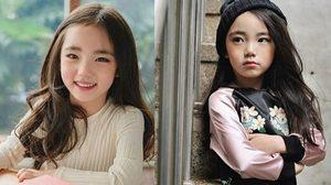สวยแซงนางแบบรุ่นพี่! ลีอึนแช นางแบบเด็กเกาหลี วัย 5 ขวบ