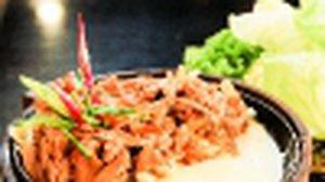 Kimju Korean royal cuisine ( คิมจู โคเรียน รอยัล ควิซีน ) ร้านอาหารเกาหลีแท้ๆ ตำหรับชาววัง สาขา เซนทรัลแจ้งวัฒนะ
