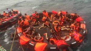 ศูนย์อำนวยการช่วยเหลือผู้ประสบภัยภัยเรือล่มภูเก็ต จ่ายเบี้ยประกันญาติผู้เสียชีวิต 31 ล้านบาท