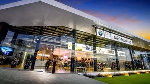 BMW Motorrad ประเทศไทย จับมือ MF Motorrad รับกระแสบิ๊กไบค์ขยายโชว์รูมย่านพระราม 5 พร้อมเปิดตัว BMW K 1600 B