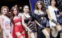 เก็บตกงานด้วยสาวๆ BRG Motor Expo 2015 เซ็กซี่ยกบูธ