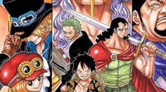 รวมอันดับยอดขาย Manga ในญี่ปุ่น ครึ่งปีแรกของปี 2015