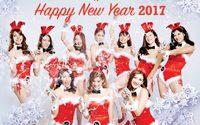 สาวๆ Playboy ส่งความสุขสวัสดีปีใหม่ 2560 Happy New Year 2017
