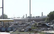 ทอร์นาโดพัดเข้าถล่มเมืองในรัฐไอโอวาของสหรัฐฯ