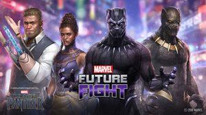 เสือดำ มาแรง BLACK PANTHER เตรียมสะบัดกรงเล็บใน MARVEL FUTURE FIGHT