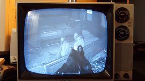 จะเป็นอย่างไร เมื่อเล่นเกม HD บนทีวีจอขาวดำรุ่นคุณปู่!