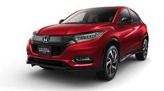 เปิดภาพ Honda Vezel ตัวล่าสุด ที่มาพร้อมกับการปรับเปลี่ยนโฉมเบาๆ