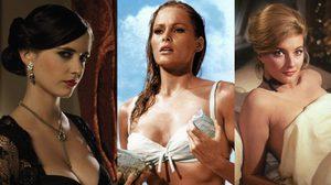 20 สาวข้างกายสุดเอกซ์ของสุดยอดสายลับ เจมส์ บอนด์ 007