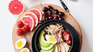ลด - แลก อาหาร วิธีควบคุมน้ำหนักได้ง่ายๆ แถมไม่ต้องอดข้าว
