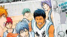 นิยายก่อนเนื้อหาหลักของ Kuroko no basket กำลังเป็นมังงะแล้ว!!