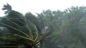 อุตุฯ เตือนพายุฤดูร้อนถึงไทยแล้ว อีสาน-ตะวันออก ระวังฝนฟ้าคะนอง