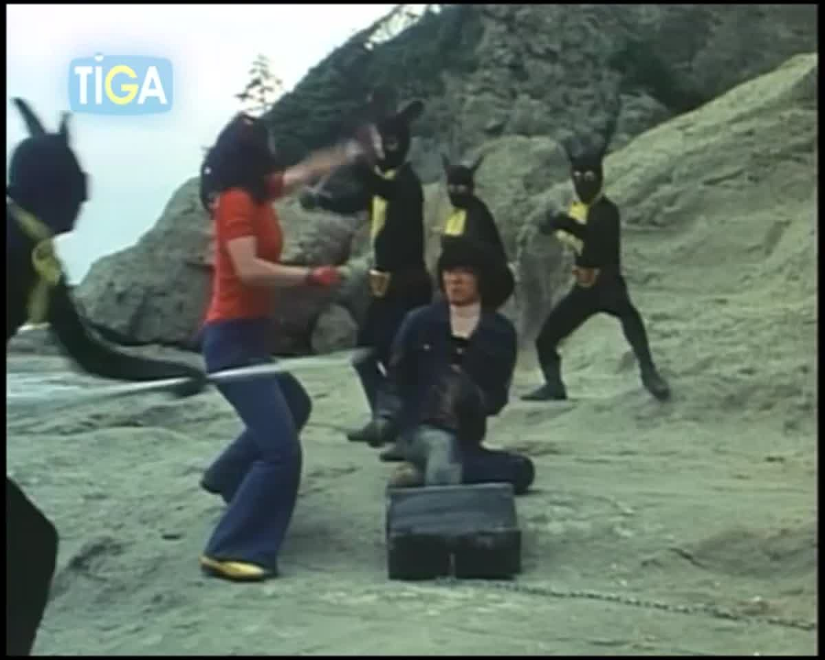Masked Rider Stronger ตอนที่ 13-2
