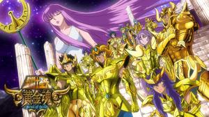 Saint Seiya Soul Of Gold สุดยอดการ์ตูนในตำนานกลับมาอีกครั้ง!!
