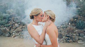 10 ภาพ งานแต่งสุดโรแมนติก ที่บอกได้ว่า ความรัก ไม่จำกัดเพศเลยจริงๆ