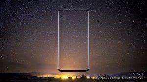 เผยรูปลักษณ์ของ Xiaomi Mi MIX 2 โดยนักออกแบบ Mi MIX เอง