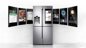 ซัมซุง อิเลคโทรนิคส์ เปิดตัวตู้เย็น Family Hub เจนเนอเรชั่นใหม่ในงาน CES 2018