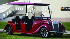 """""""H SEM Motor"""" ส่ง รถกอล์ฟไฟฟ้า สุดคลาสสิก เอสอีวี ฟิเรนเซ่ เอส ร่วมงาน Big Motor Sale 2018"""